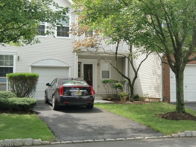 Bridgewater Twp. Condo/Townhouse For Sale: 256 Marcia Way