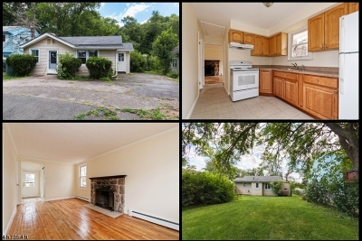 Parsippany Single Family Home For Sale: 68 Lake Shore Dr