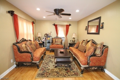 RAHWAY Single Family Home For Sale: 1291 Madison Hill Rd