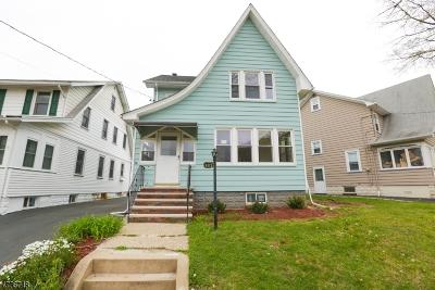 ROSELLE Single Family Home For Sale: 503 Sherman Ave