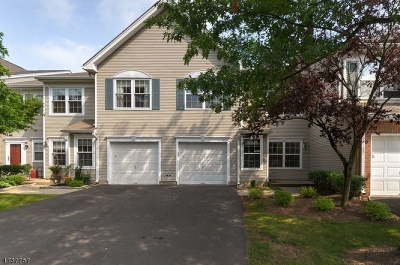 Bridgewater Twp. Condo/Townhouse For Sale: 15 Stillwell Ct