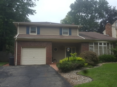 Springfield Twp. Single Family Home For Sale: 20 Elmwood Rd