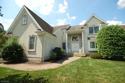 Scotch Plains Twp. Single Family Home For Sale: 12 Morgan Way