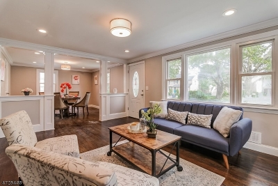 Scotch Plains Twp. Single Family Home For Sale: 1919 Sunset Pl