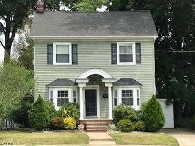 Glen Rock Boro Single Family Home For Sale: 723 Ackerman Ave