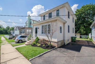 Edison Twp. Single Family Home For Sale: 5 Church St