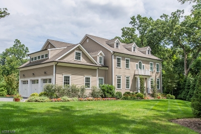 Morris Twp. Single Family Home For Sale: 5 Normandy Heights Rd