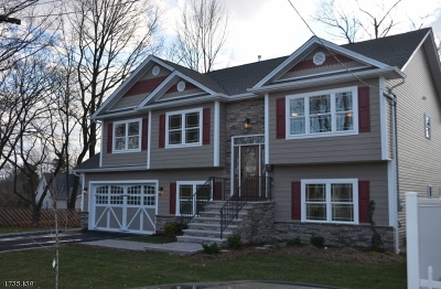 Cranford Twp. Single Family Home For Sale: 1 Rose St
