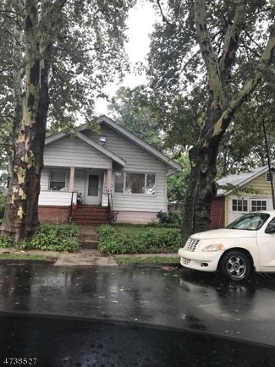 HILLSIDE Single Family Home For Sale: 11 Cedar St