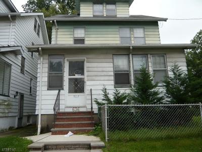 HILLSIDE Single Family Home For Sale: 636 Buchanan St