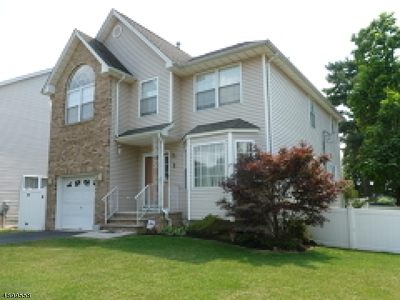 Fanwood Boro Single Family Home For Sale: 2 Paul Pl