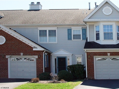 Bridgewater Twp. Condo/Townhouse For Sale: 607 Bayley Ct #607