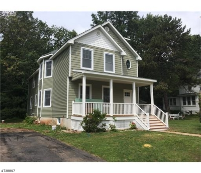 WOODBRIDGE Single Family Home For Sale: 639 Ridgedale Ave