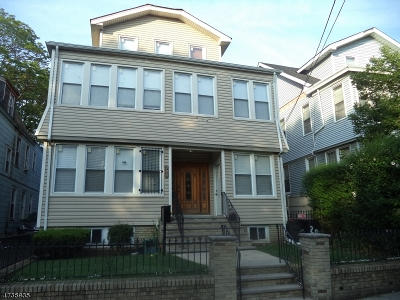 Essex County, Morris County, Union County Rental For Rent: 200-202 Renner Ave.