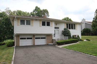 West Orange Twp. Single Family Home For Sale: 50 Edgemont Rd