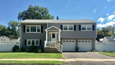Clark Twp. Single Family Home For Sale: 131 Prospect St