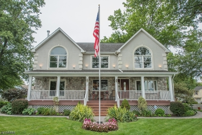 Parsippany-Troy Hills Twp. Single Family Home For Sale: 909 Lake Shore Dr