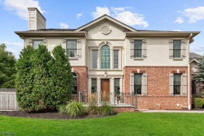 Essex County, Morris County, Union County Condo/Townhouse For Sale: 33 Green Way #404