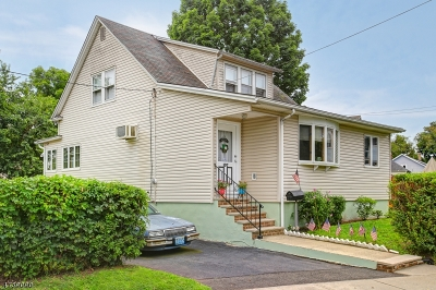 Piscataway Twp. Single Family Home For Sale: 107 Walnut St