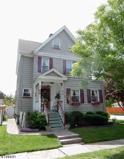 Single Family Home For Sale: 1067 Bryant St