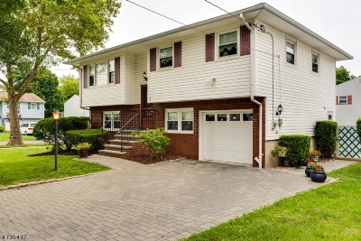 Piscataway Twp. NJ Single Family Home For Sale: $350,000