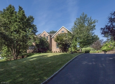 Denville Twp. Single Family Home For Sale: 3 Berdone Ct