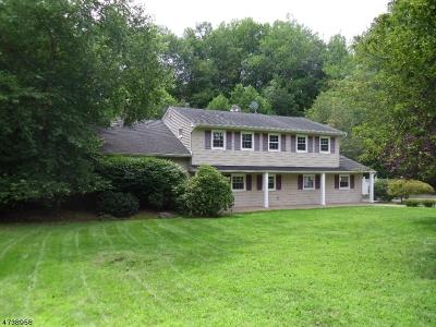 Scotch Plains Twp. Single Family Home For Sale: 7 Manitou Way