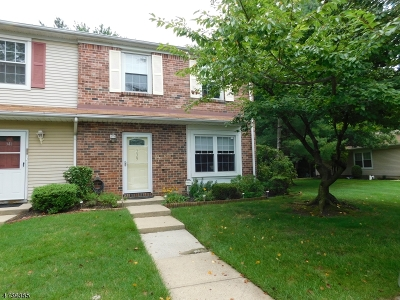 North Brunswick Twp. Condo/Townhouse For Sale: 339 Constitution Cir