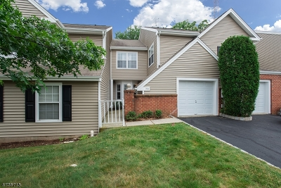 West Orange Twp. Condo/Townhouse For Sale: 392 Digaetano Ter #392