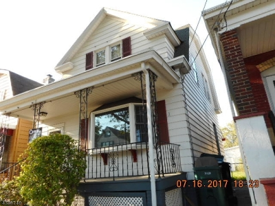 Perth Amboy City Single Family Home For Sale: 440 Neville St