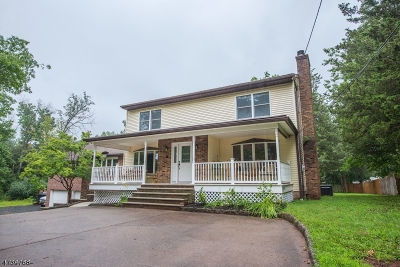 Piscataway Twp. Single Family Home For Sale: 21 Morris Ln