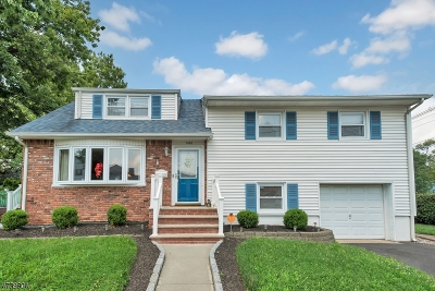 Union Twp. Single Family Home For Sale: 1168 Caldwell Ave