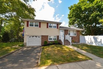 Scotch Plains Twp. Single Family Home For Sale: 239 Elm Ct
