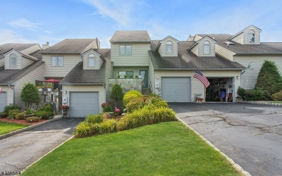 West Orange Twp. Condo/Townhouse For Sale: 8 Knutsen Dr