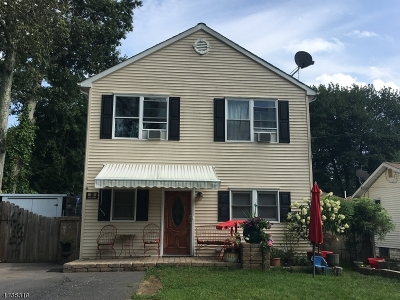 Mount Olive Twp. Single Family Home For Sale: 36 2nd St