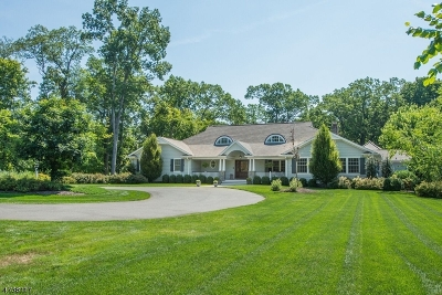 Morris Twp. Single Family Home For Sale: 11 Normandy Pkwy