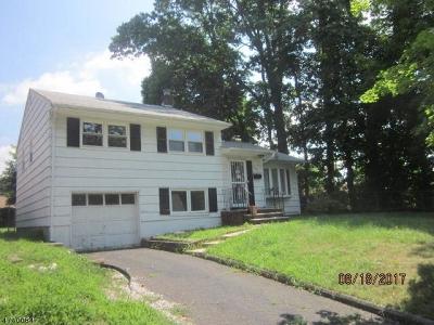 ROSELLE Single Family Home For Sale: 543 Dietz St