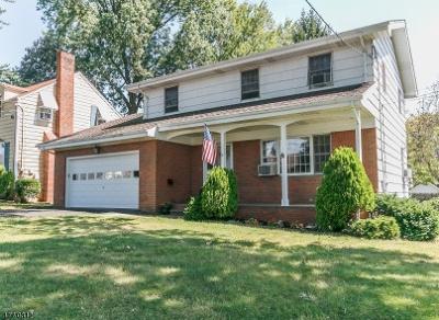Kenilworth Boro Single Family Home For Sale