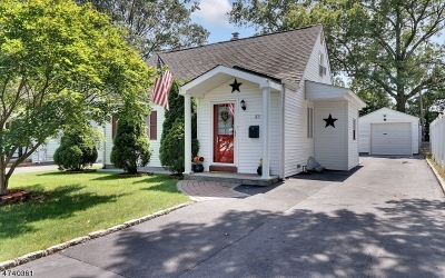 Clark Twp. Single Family Home For Sale: 33 Sunset Dr