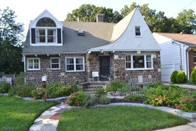 Union Twp. Single Family Home For Sale: 144 Indian Run Pkwy