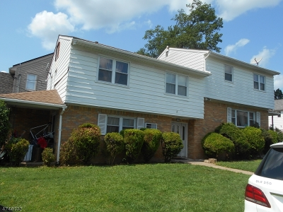 Union Twp. Single Family Home For Sale: 1357 Center St
