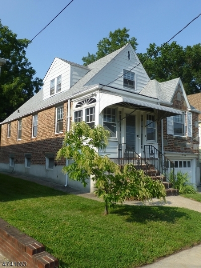 ROSELLE PARK Single Family Home Active Under Contract: 149 Butler Ave
