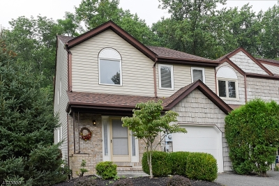 Parsippany Condo/Townhouse For Sale: 22 Monett Ct