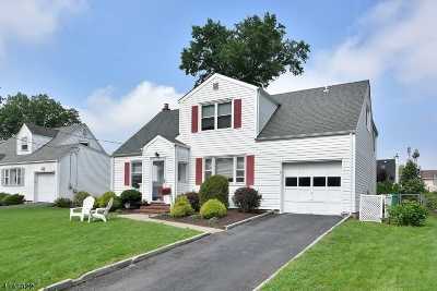 Cranford Twp. Single Family Home For Sale: 5 Osage Dr