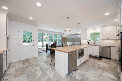 Florham Park Boro Single Family Home For Sale: 69 Cathedral Ave