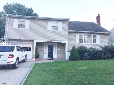 Union Twp. Single Family Home For Sale: 541 Winchester Ave