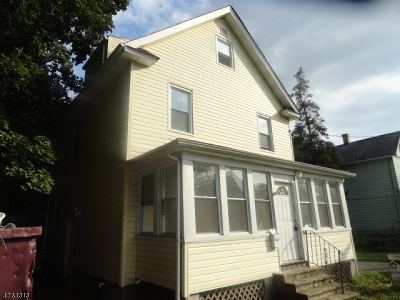 Piscataway Twp. Single Family Home For Sale: 1605 Ann St