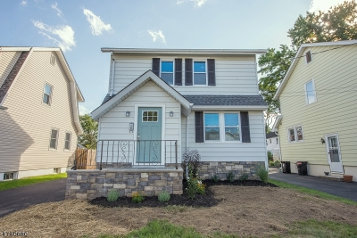 Springfield Twp. Single Family Home For Sale: 10 Remer Ave