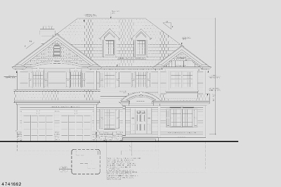 Parsippany-Troy Hills Twp. Single Family Home For Sale: 185 Knoll Rd