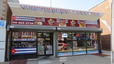 Elizabeth City NJ Business Opportunity For Sale: $279,000